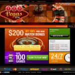 123 Vegas Win No Deposit