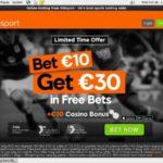 888sport New Customer Bonus