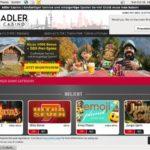 Adler Casino Join Form