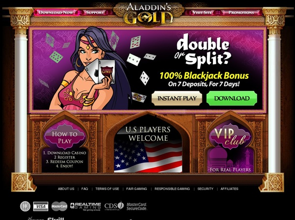 Aladdinsgoldcasino Refer A Friend