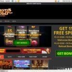 Atlantis Gold Best Deposit Bonus