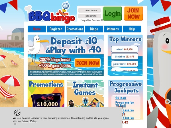 Bbqbingo Online Casino Reviews