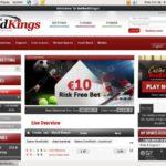 Bet Red Kings Euros