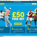 Betbright Visa Card