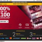 Betfair Join Bonuses