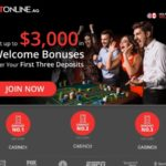 Betonline New Customer Bonus