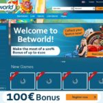 Betworld Signup Bonus Offer