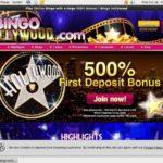 Bingo Hollywood Bonus Casino