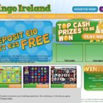 Bingo Ireland English