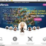 Casinoheroes Best Casino
