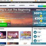 Casinoroom Spil Bonus