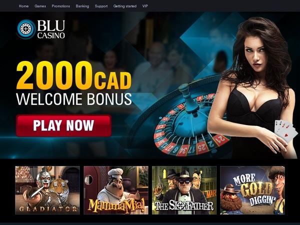 Claim Casino Blu Bonus