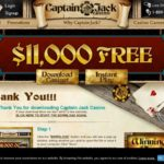 Deposit Captain Jack Casino