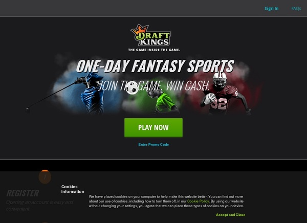 Draftkings Vip Sign Up