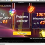 Energy Casino Bet