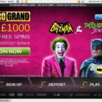 Euro Grand Casino Playtech