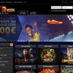 Euro Moon Casino Mobil Casino Bonus