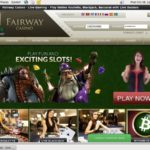 Fairwaycasino Match Bonus