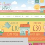 Flower Pot Bingo Free Spins Starburst