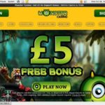 Free Monster Casino Account
