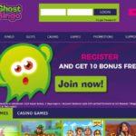 Ghost Bingo Bonus Offers