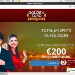 Golden Euro Casino Games Bonus