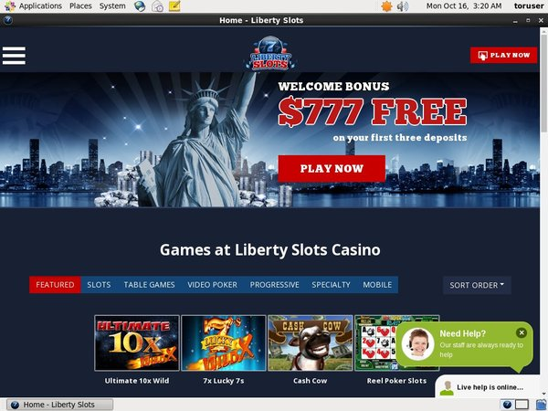 Libertyslots Betting Tips