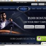 Lincoln Casino Reload Bonus
