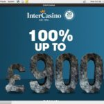 Live Intercasino Bonus