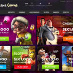 Llama Bet Deposit Page