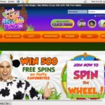 Luckycowbingo Betting Offers
