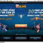 Madaboutslots Registration Form