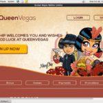 Max Deposit Queen Vegas