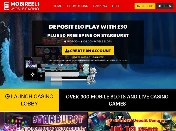 Mobireels Join Page