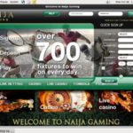 Naija Gaming Casino Bonus Codes