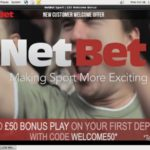 Netbet Signup