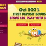 Newbies Bingo Free Plays