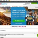 Norgescasino Sign Up Page