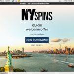 Nyspins Website