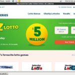 Oz Lotteries Bet Slip