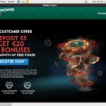Paddy Power Poker Cubits