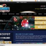 Planet Casino Account