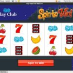 Playclub Website