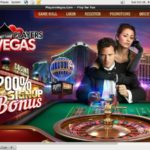 Players Vegas Welcome Bonus No Deposit