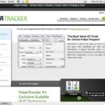 Poker Tracker 4 Max Bet