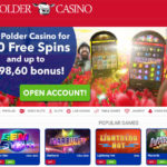 Poldercasino Welcome Bonus No Deposit