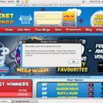 Rocket Bingo With Credit Card