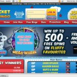 Rocketbingo Online Casino Games