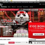 Royal Panda Mobile Deposit