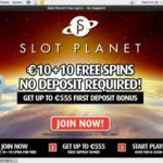 Slot Planet Account